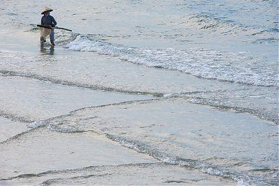 Olaf Schubert: Vietnam - Hoian - Krabben- und Muschelfischer