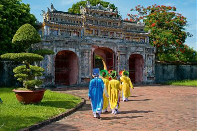 Olaf Schubert: Vietnam - Hue - Kaiserpalast