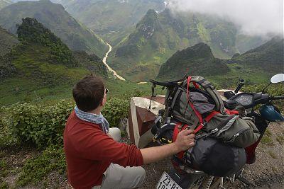 Olaf Schubert: Vietnam - Nordvietnam - Motorradtour